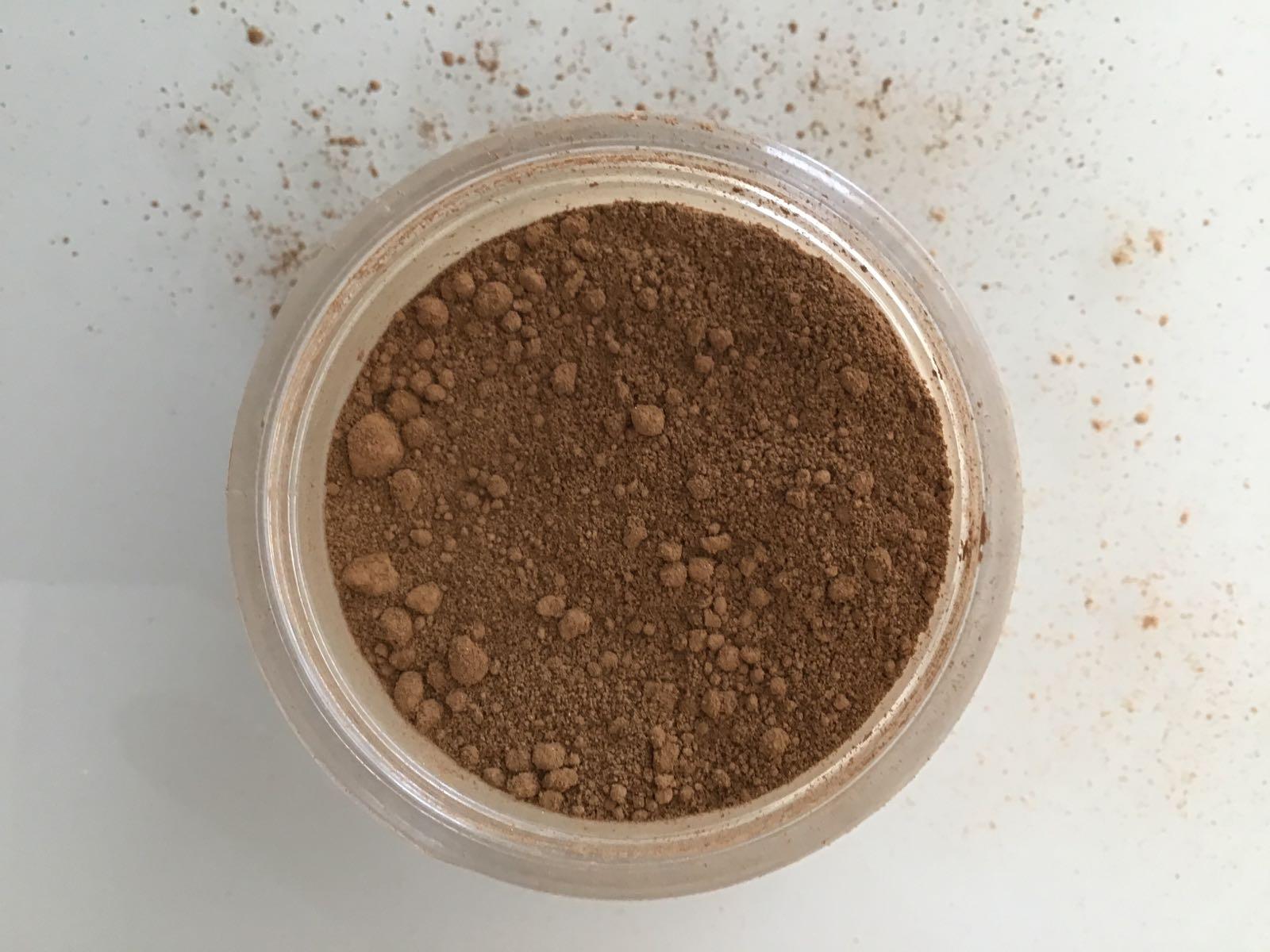 MAKOLOR Cinnamon Classic Mineralpuder