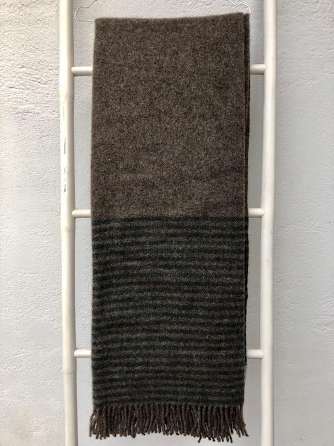 Uldplaid 130 x 200 cm