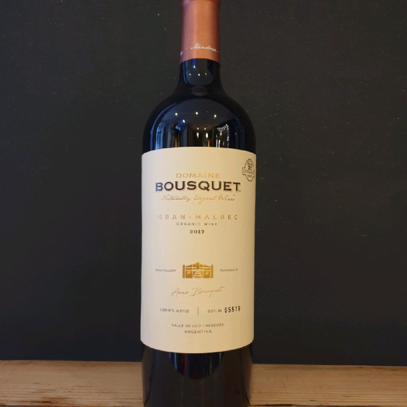 Domaine Bousquet Gran Malbec