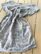 Klänning med fickor