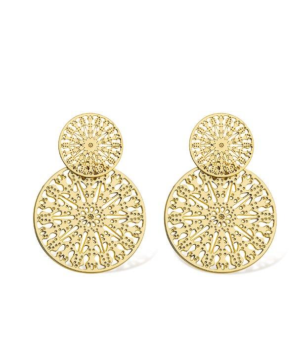 Spinn Twin earring