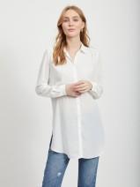 Lång Loosefit skjorta