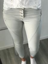 Jeans med  detaljer