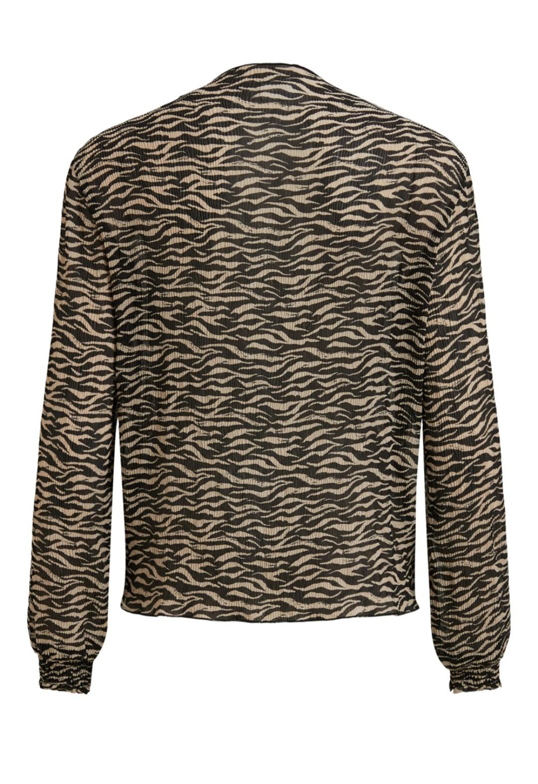 Zebra topp
