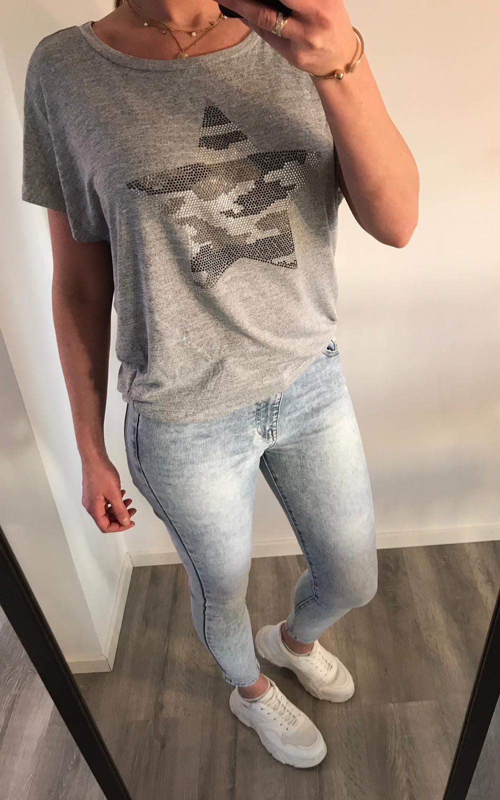 Jeans Skinny ljus