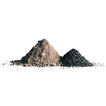 Eldfast lerbruk m. järnfilsspån - Gysinge