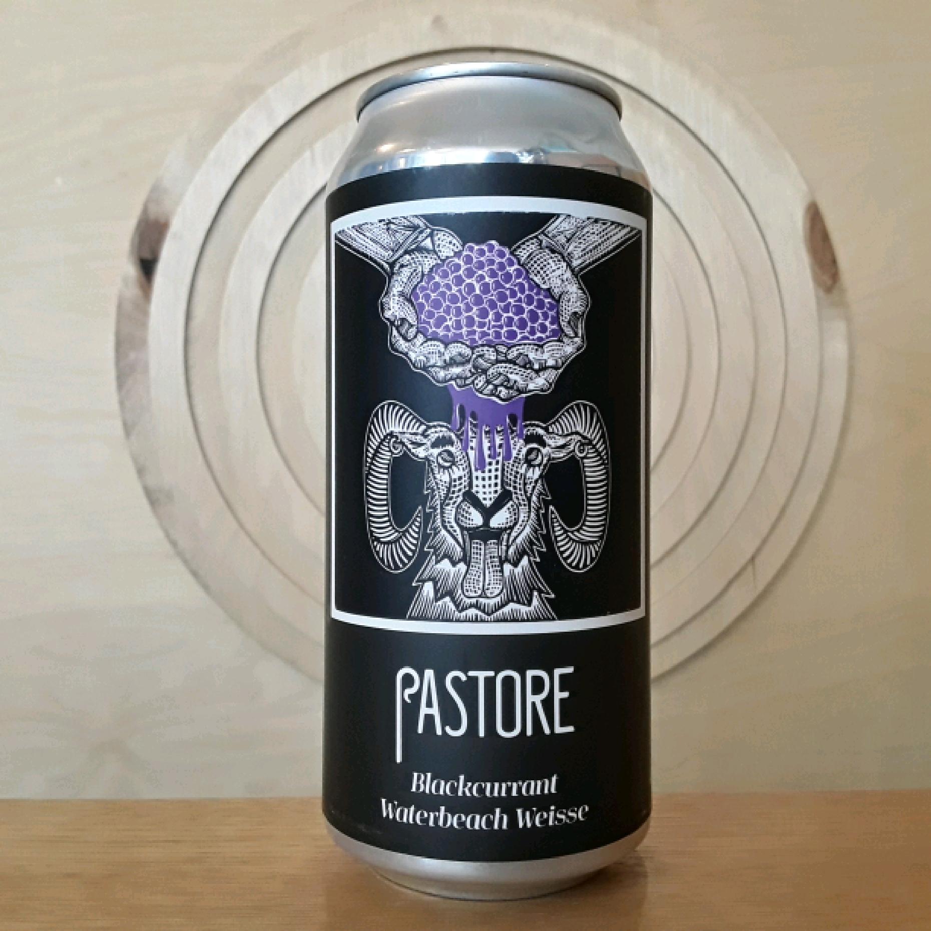 Pastore Brewing and Blending | Waterbeach Weisse Blackcurrant | Sour - Fruited Berliner Weisse