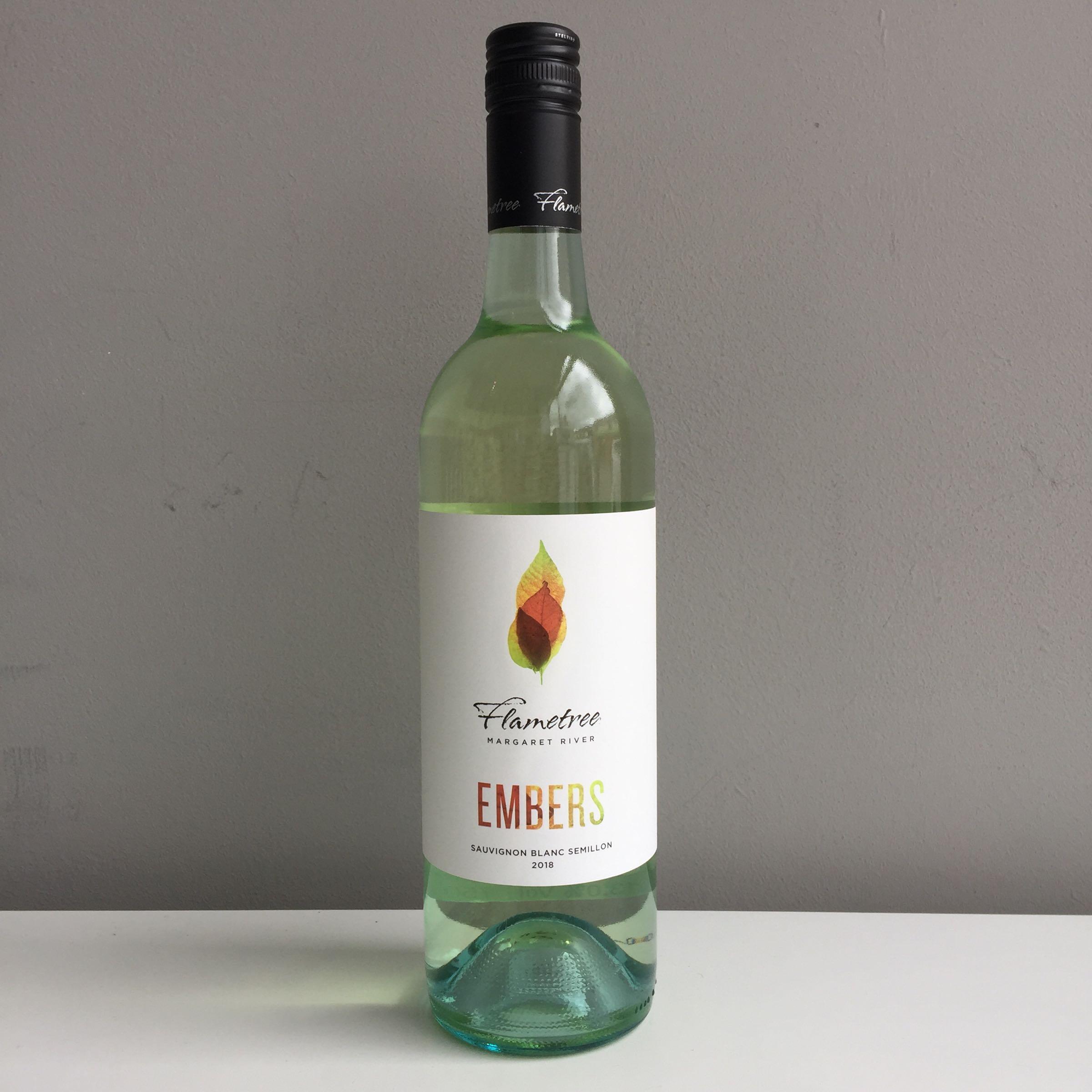 Flametree Embers -  Sauvignon Blanc, Semillon