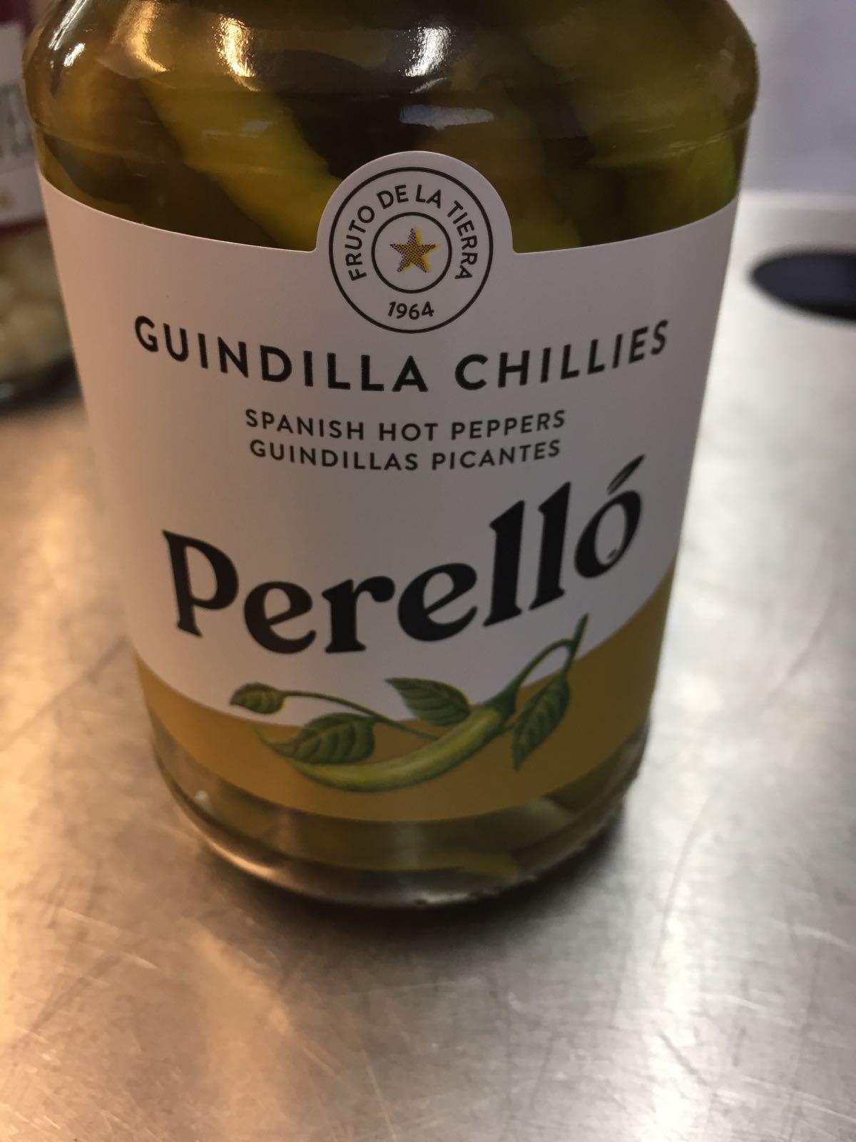 Perello Guindilla Peppers