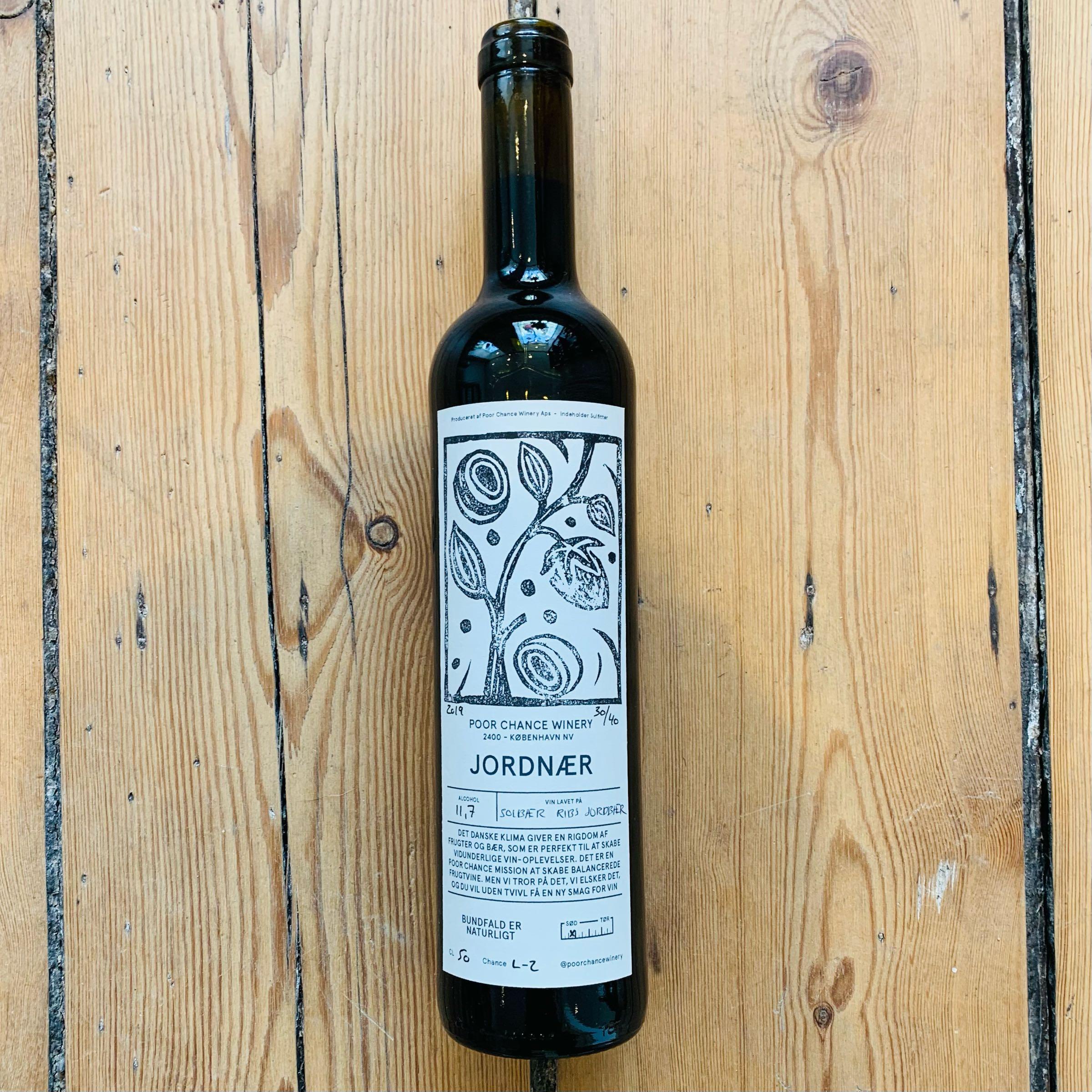Poor Chance Winery Jordnær 2019