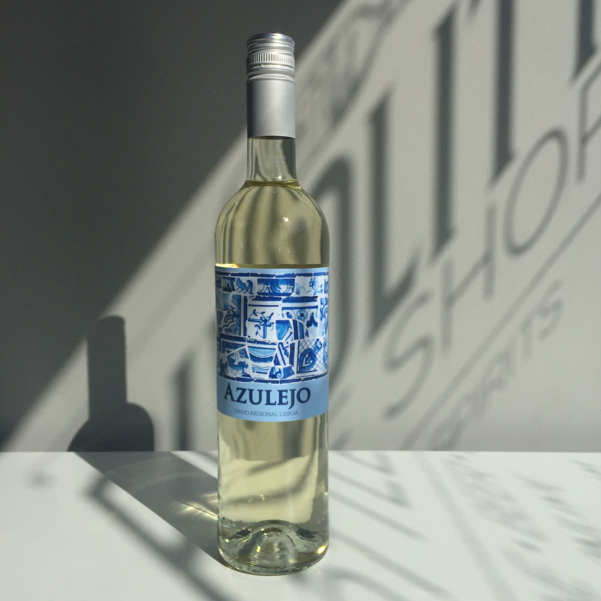 Azulejo White
