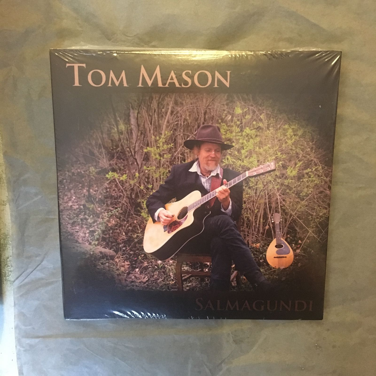 CD - Tom Mason, Salmagundi