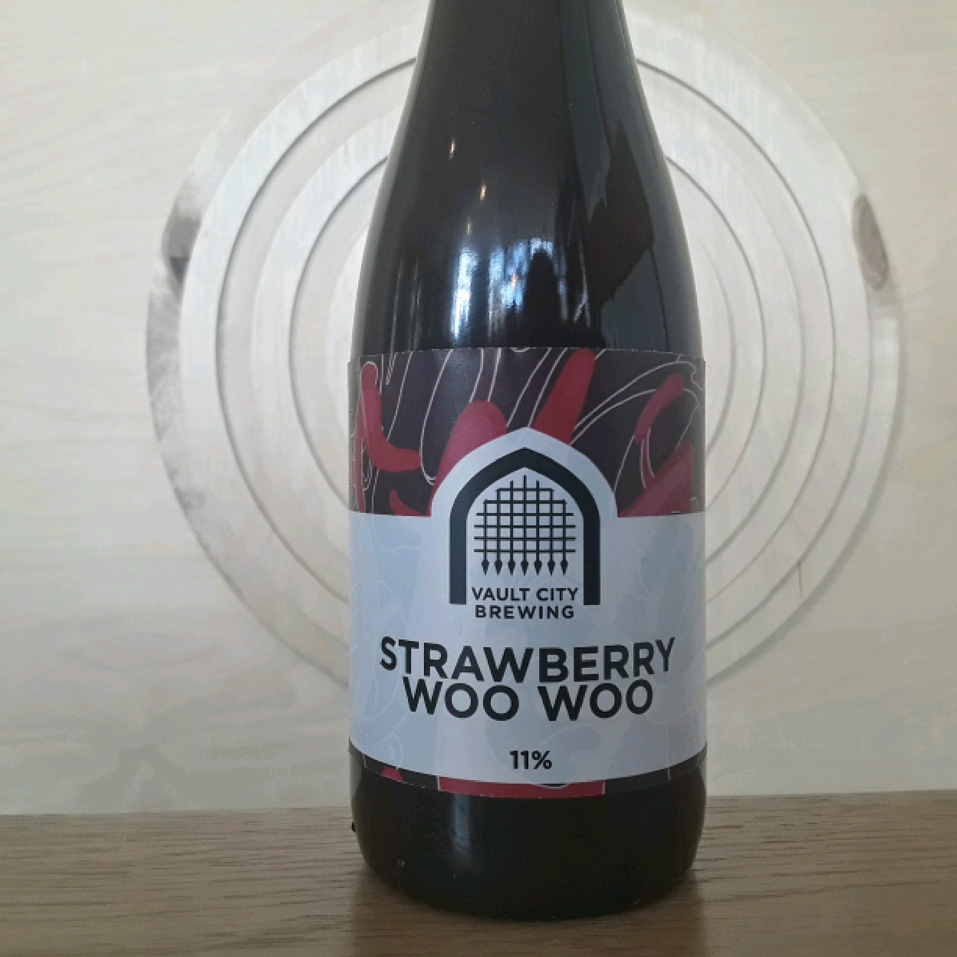 Vault City Brewing | Strawberry Woo Woo | Sour