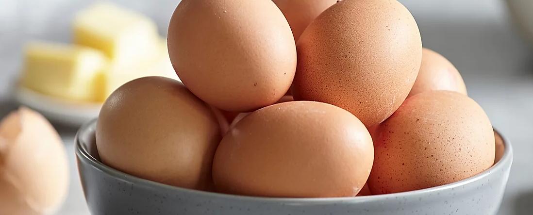 Free Range Eggs  1/2 Dozen