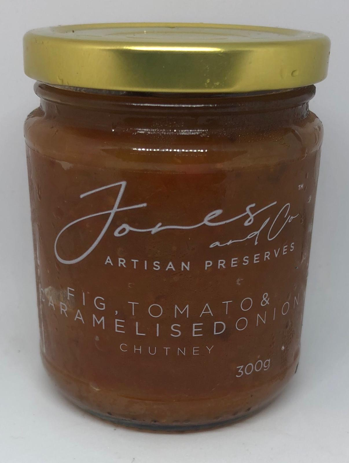 Jones & Co Preserves and Sauces