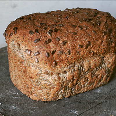 3 Seed Wholemeal 400g Unsliced