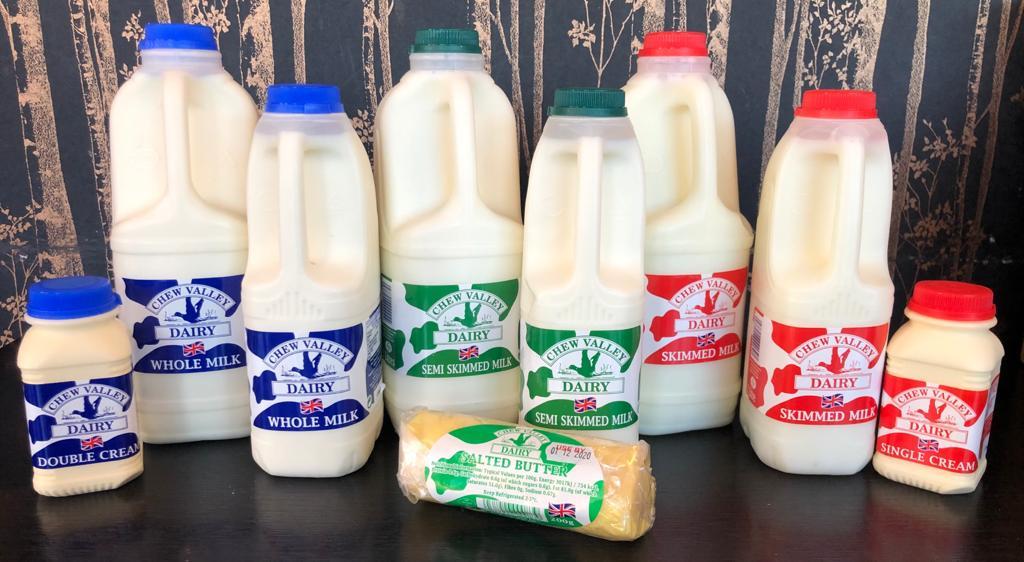 Chew Valley Milk