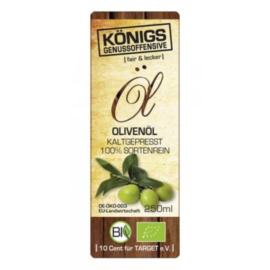 Bremer Olivenöl BIO kaltgepresst