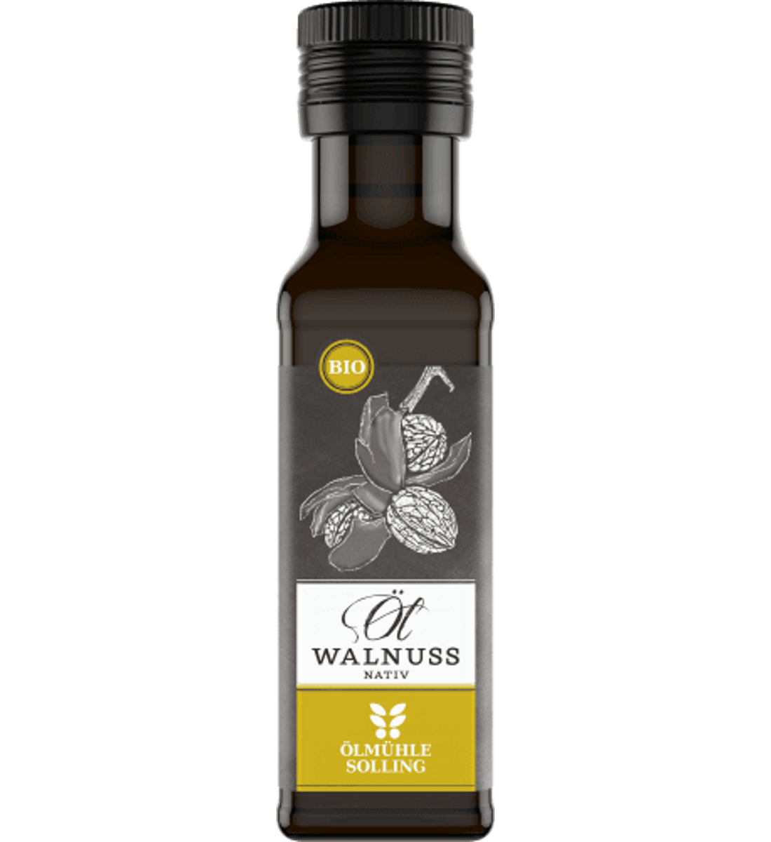 Walnussöl nativ BIO 250 ml