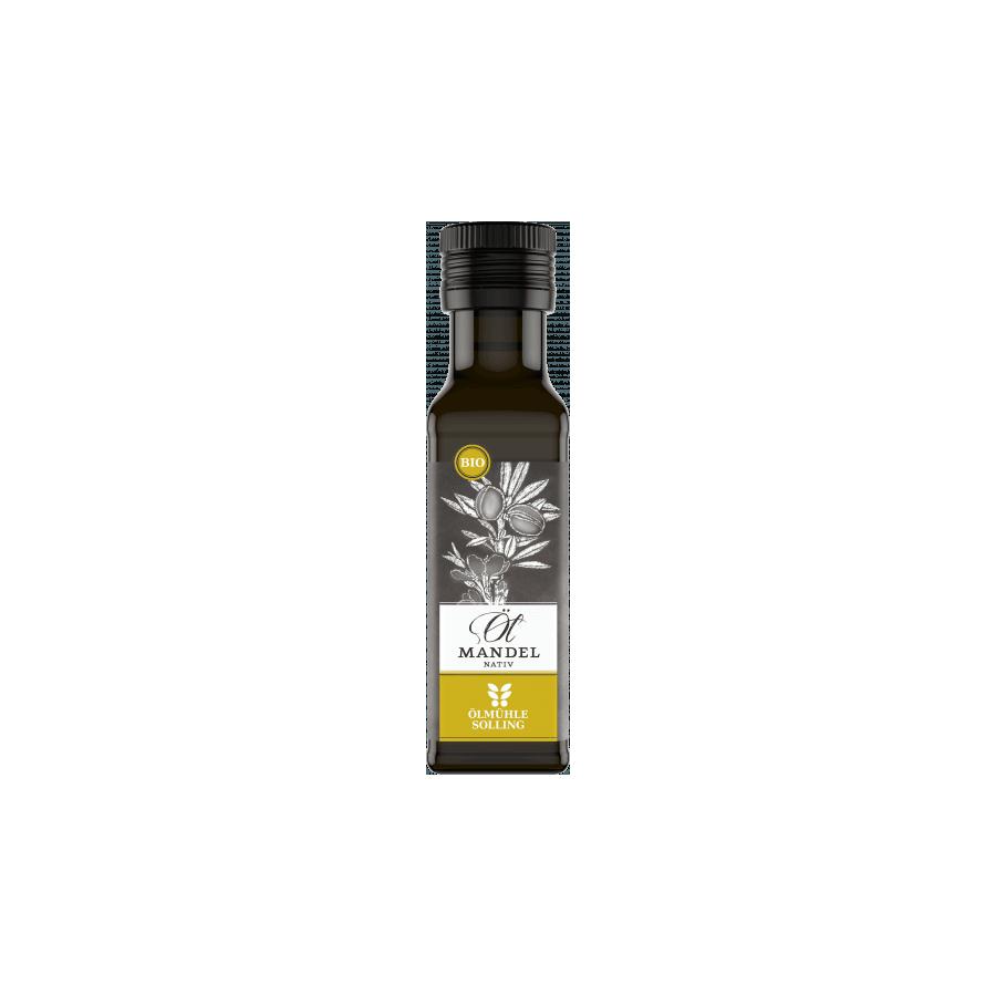 Mandelöl nativ BIO 100 ml