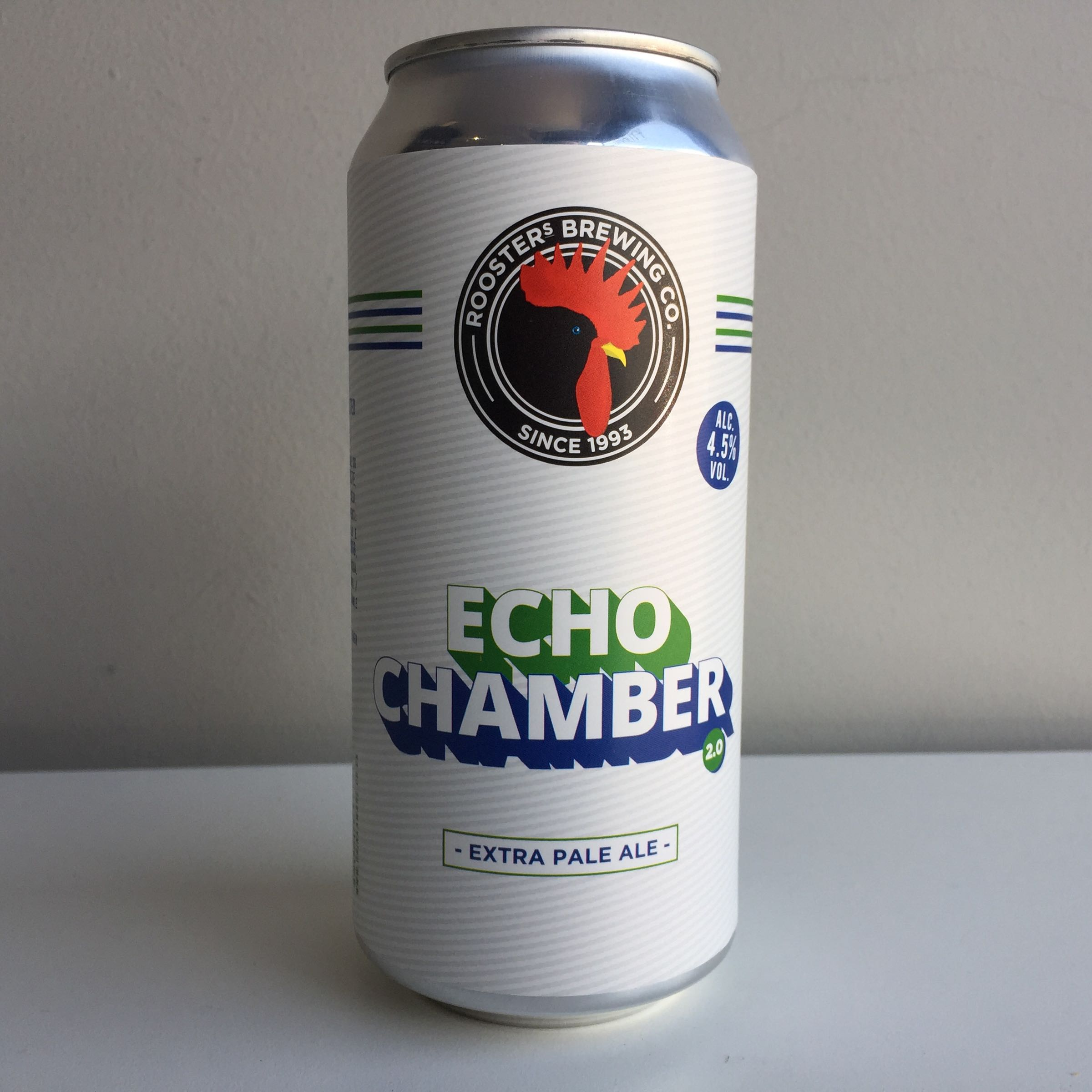 Roosters Brewing Co. 'Echo Chamber' Extra Pale Ale 440ml 4.5% ABV