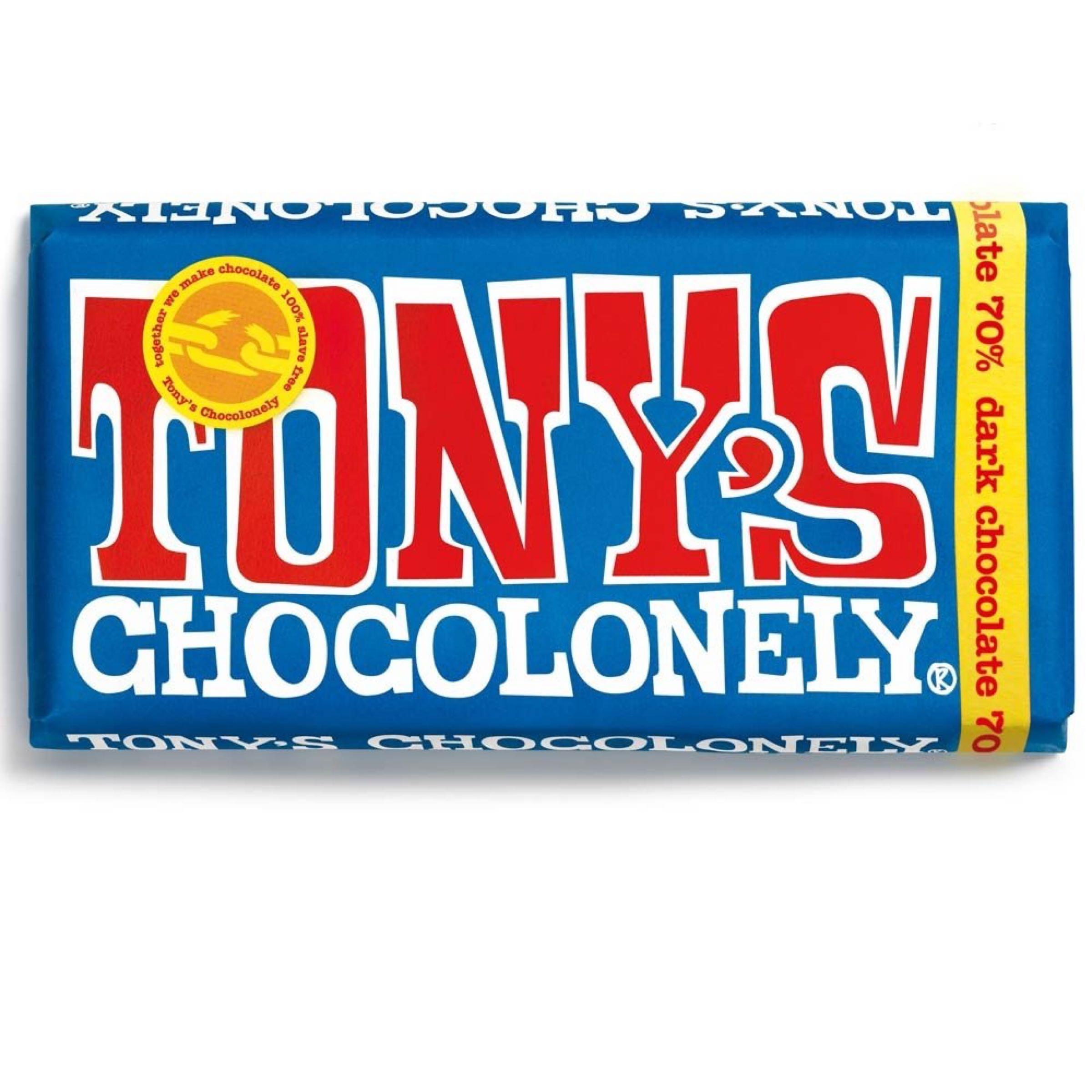 Tony's Dark Chocolate