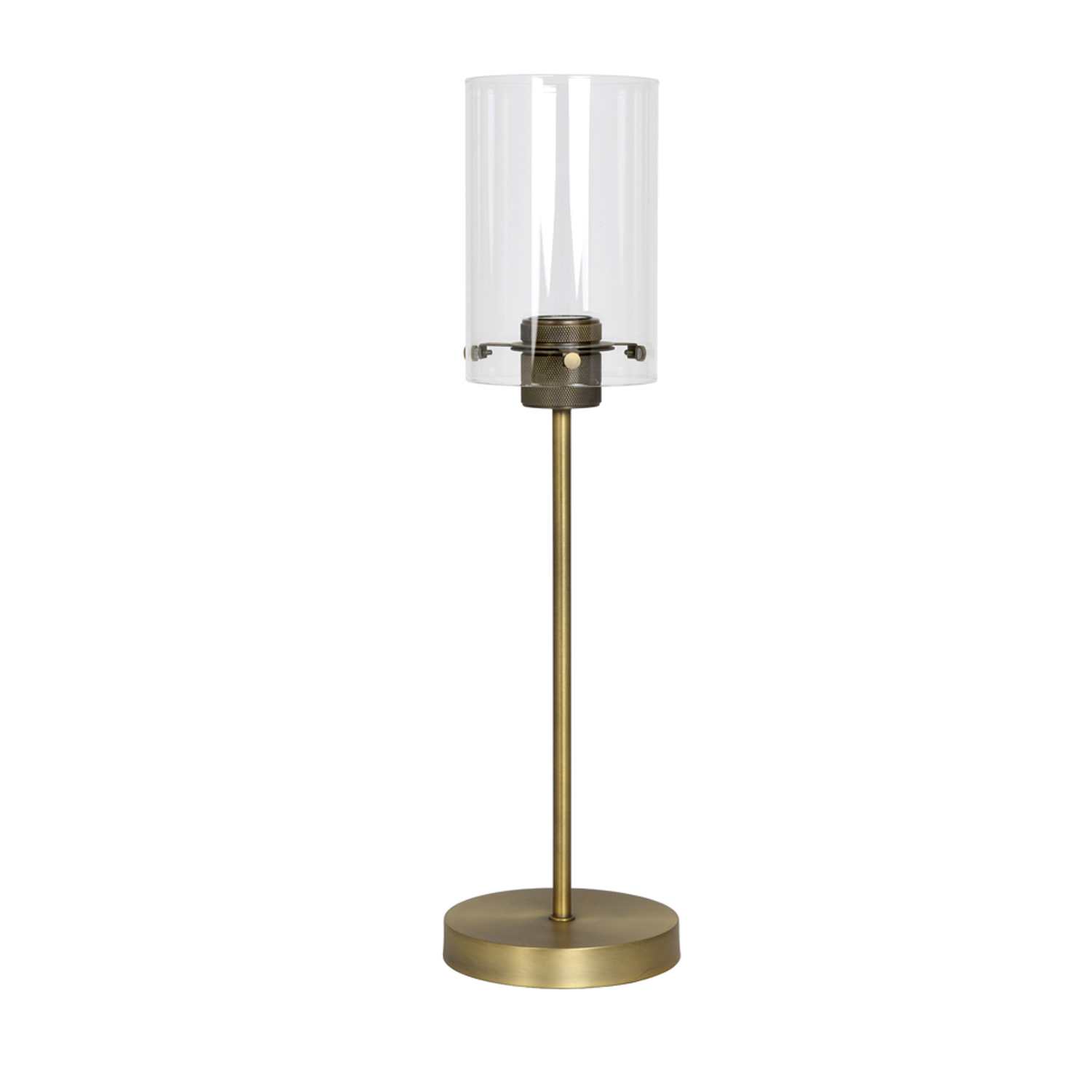 0010 Montreal Table Lamp Brass