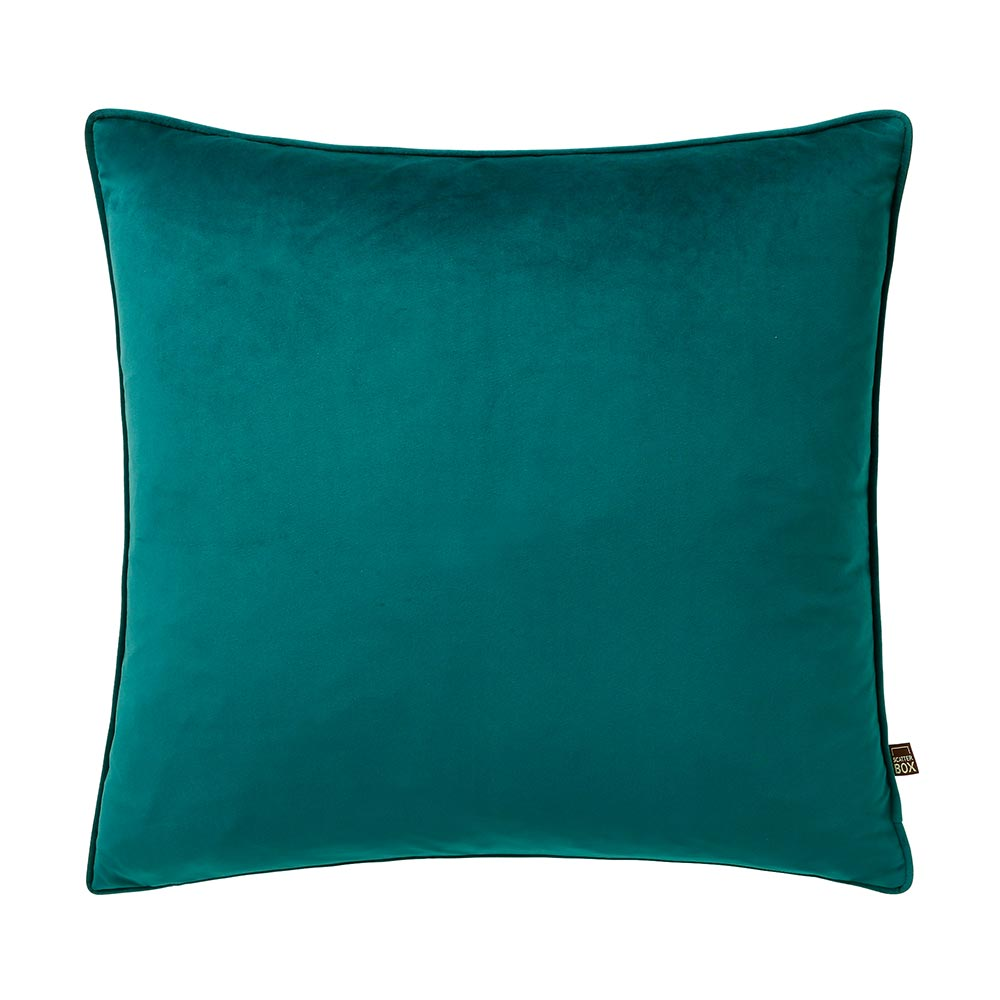 0020 Large velvet cushion