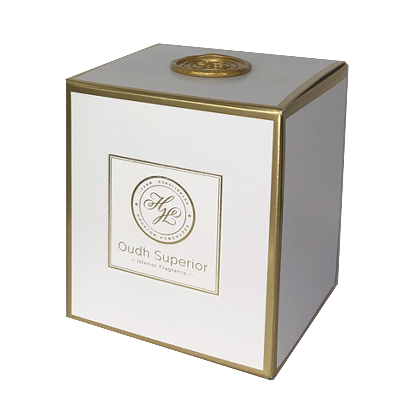 1111 Oudh Superior luxury soy wax candle
