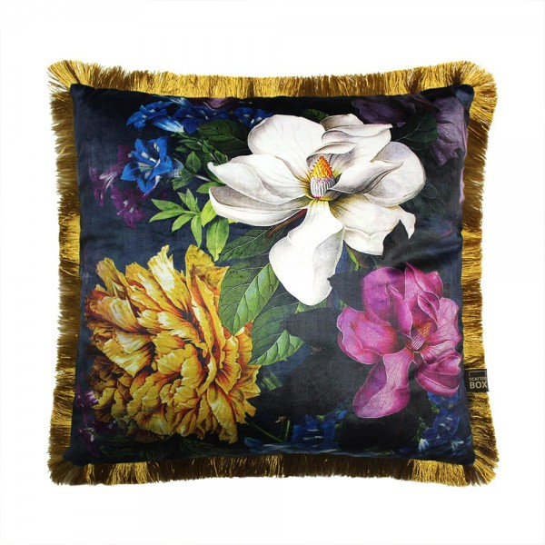 0008 Floral splendour cushion