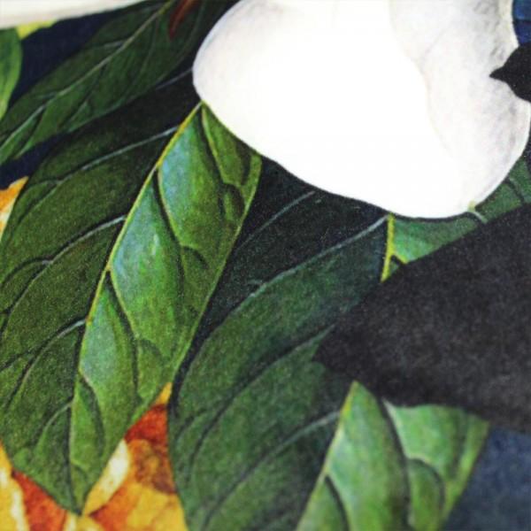 0008 Floral splendour cushion