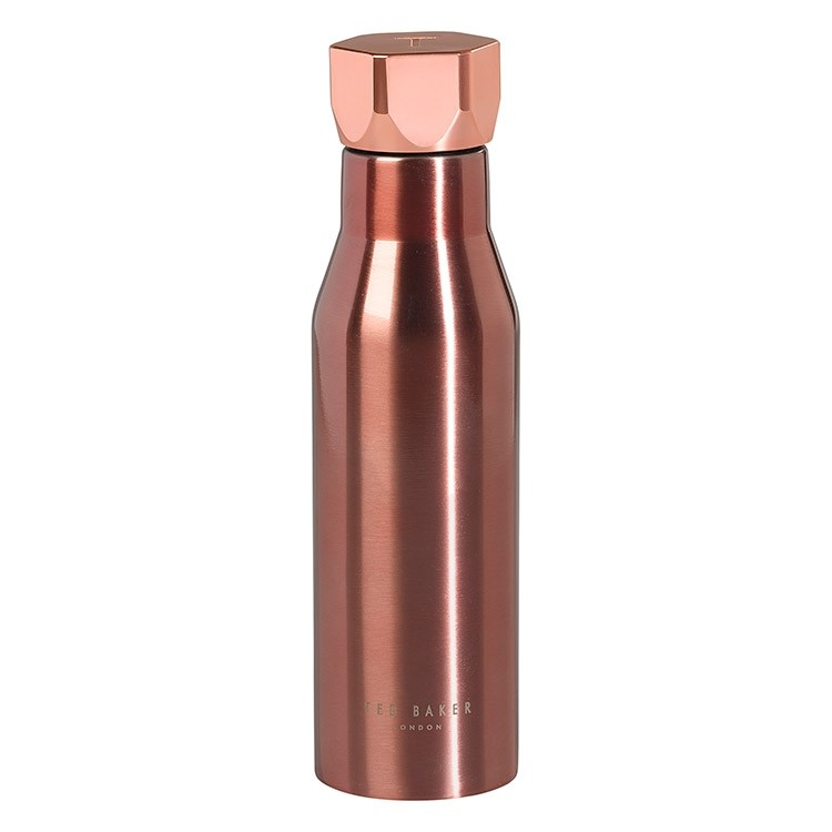 0999 Ted Baker Rose Gold travel bottle