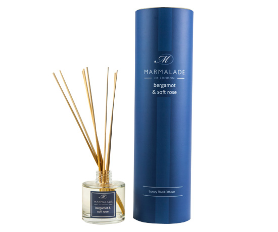 00175 Bergamot & Soft Rose reed diffuser