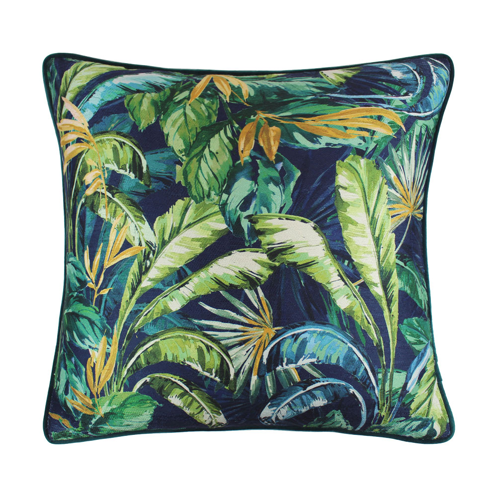 0004 Green paradise cushion