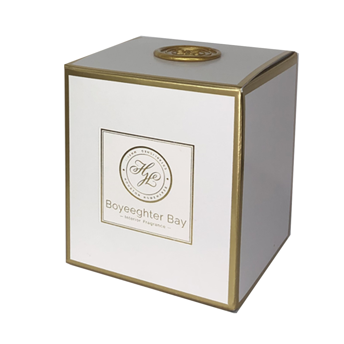 1111 Boyeeghter Bay luxury soy wax candle