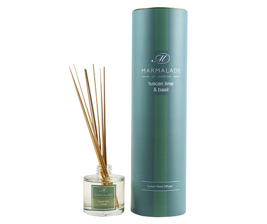 00175 Tuscan Lime & Basil Reed diffuser