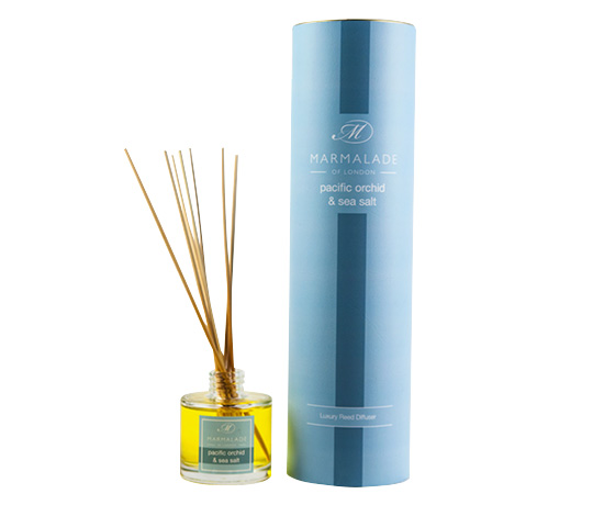 00175 Pacific Orchid & Sea Salt reed diffuser