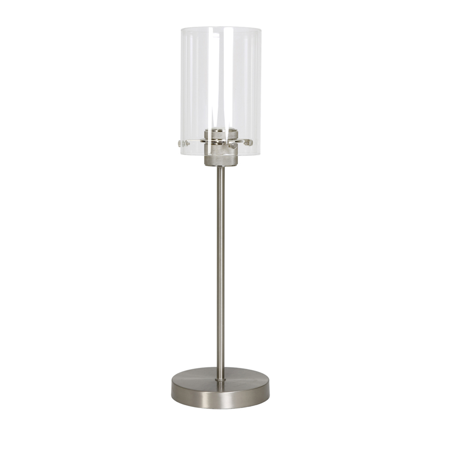 0010 Montreal Table Lamp silver