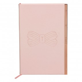 00710 Ted Baker soft touch notebook