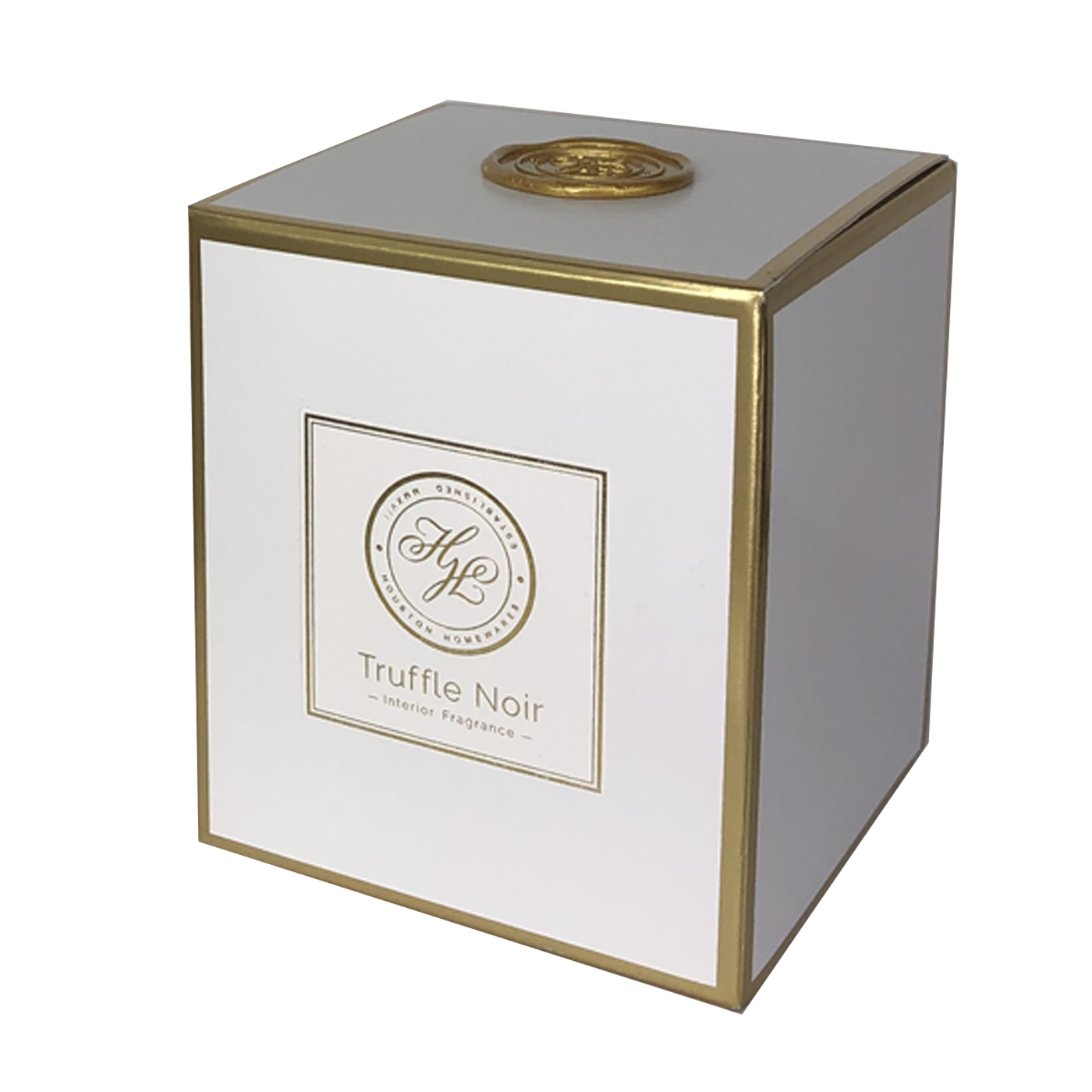 1111 Truffle Noir candle luxury soy wax candle