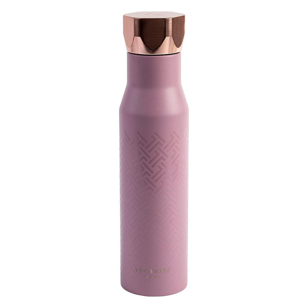 0999 Ted Baker dusky pink insulated bottle