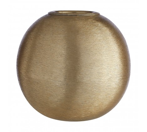 0816 Brass tealight holder