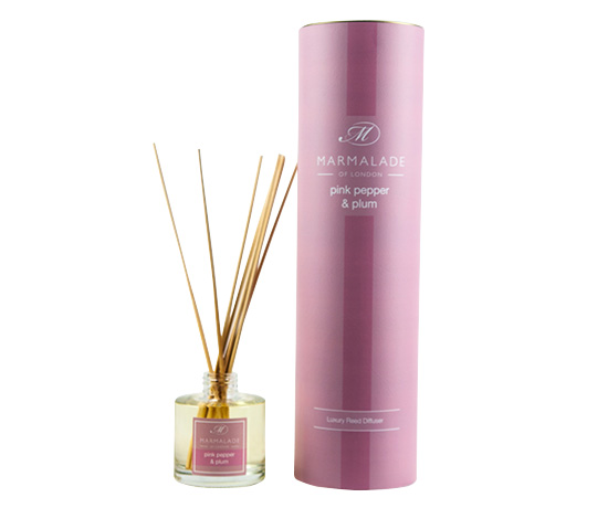 00175 Pink Pepper & Plum reed diffuser