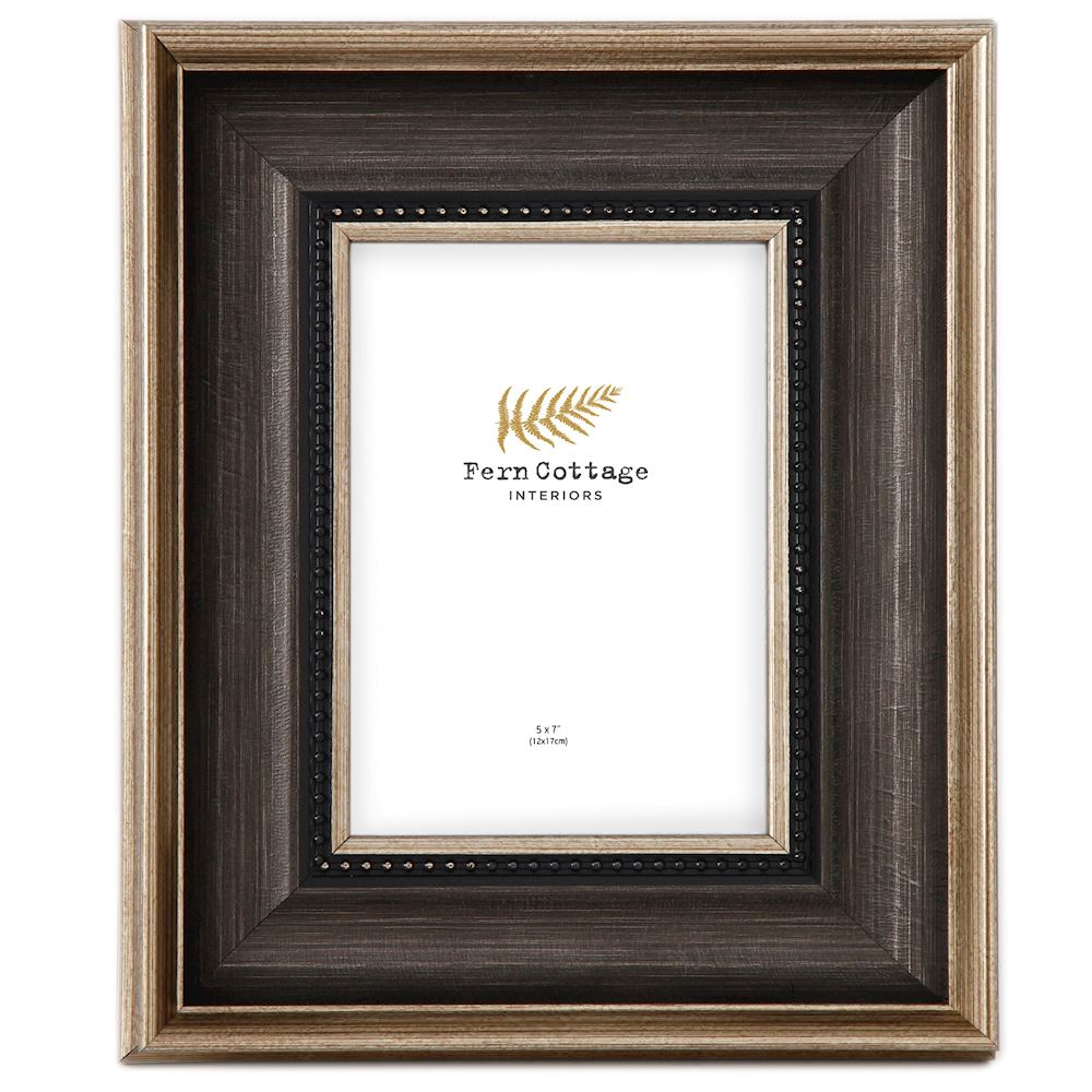 1265 5x7 Black & Gold Photoframe