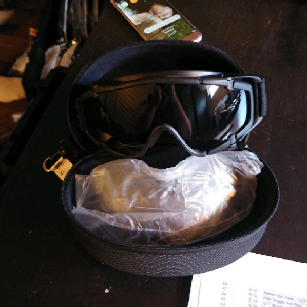 FMA Goggle med fläkt