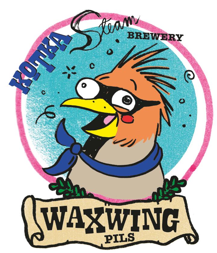 Waxwing Pils 30L keykeg