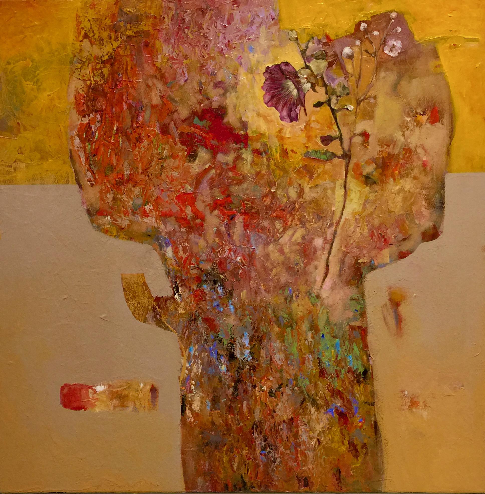 Oleg Bondarenko - Purple flower and sunshine