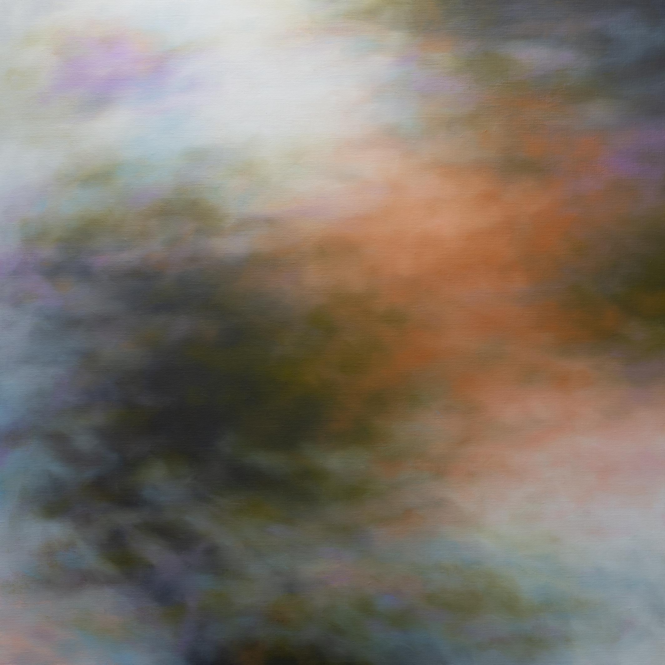 Torbjörn Limé - Nature, oil on canvas