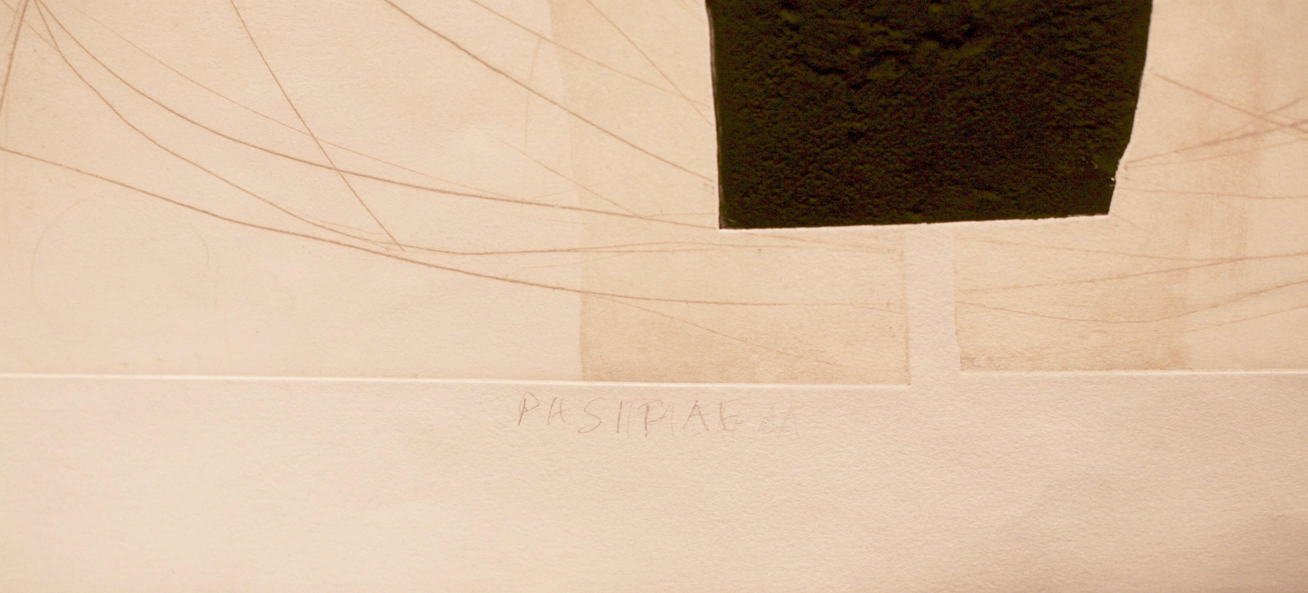 Angela Brignone Duckert, Parsifae, graphic print