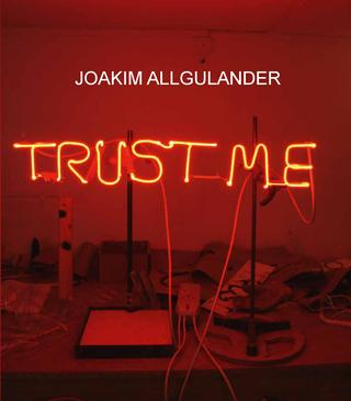 Joakim Allgulander - Trust Me, book